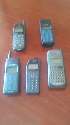 Joblots 5 Untested Phones