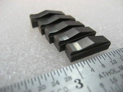 3 angle valve seat cutter blades #1 for Neway / 5 pack,cut 3 angles in one pass!