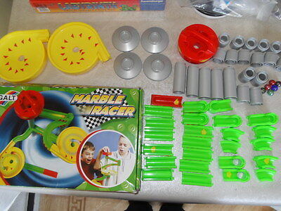 Marble Racer By Galt - Incomplete set for spares or expansion