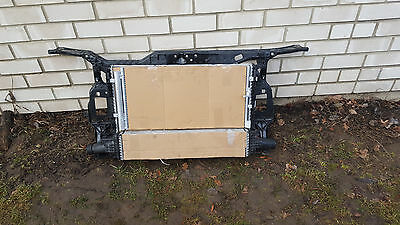 Audi A5 2008 - 2016 Slam panel with 2.0 diesel radiator pack