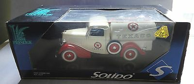Solido 1936 Ford Citerne Texaco Delivery Truck 1:18 New In Box # 8027 France