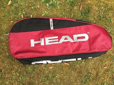 Head Tennis Racket  - Would Fit 2/3 Rackets. Shoulder Strap