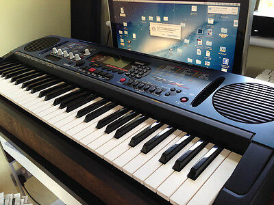 Yamaha Keyboard DJX PSR-D1 With X Stand and Carry Case.