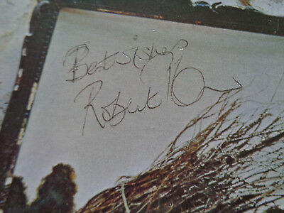 Led Zeppelin Robert Plant Autograph Zep 4... An Early 70S Signature,epperson