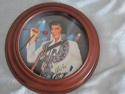 "Elvis Presley ""The Phoenix"" Collector's Plate Bradford Exchange"