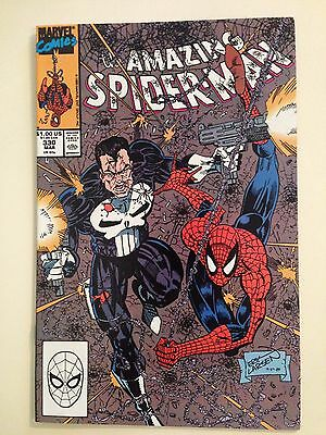 Amazing Spider-man # 330 NM