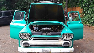 1959 Chevrolet Other Pickups Apache 1959 Chevy Apache Pickup Truck