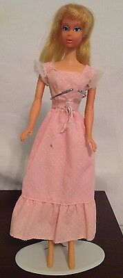 VTG 1973 Original Sweet Sixteen Barbie Doll #7796 In Authentic Dress Mattel TN