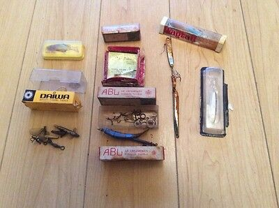 Selection Of Vintage Fishing Tackle