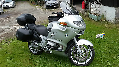 BMW r1150 RT   low mileage  one previous owner   FSH  fantastic condition