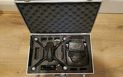 hubsan h 501s quadcopter camera drone
