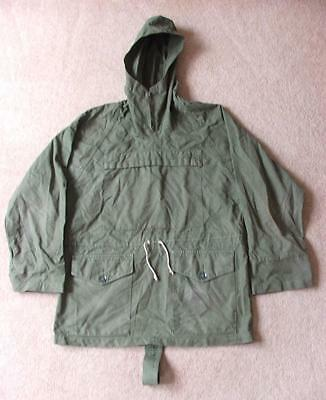 CADET WINDPROOF SMOCK PARKA / SIZE 2 ~British Army ~Used Excellent Condition