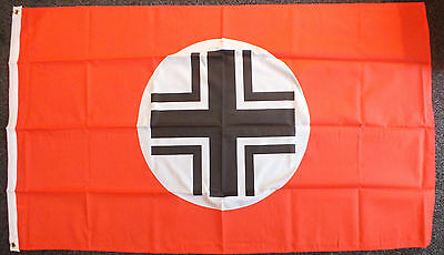 Balkenkreuz 5x3 Flag WW2 German Oi Nationalist Patriot 1939-45 Wehrmacht Panzer