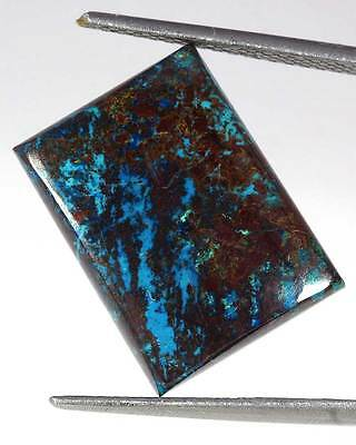 16.45Cts 100% Natural Exclusive Quality Azurite Octagon Cabochon Loose Gemstones