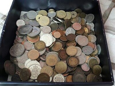 lot of  Spania coin