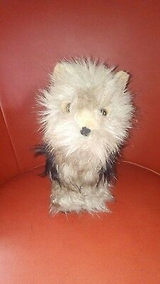 Yorkshire Terrier Plush Stuffed Dog Melissa & Doug 12""