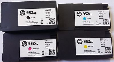 73 Pieces Virgin Genuine Empty HP 952XL Ink Cartridges QUALITY EMPTIES All Clrs