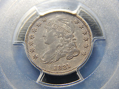 1831 10C Capped Bust Dime XF-45 PCGS