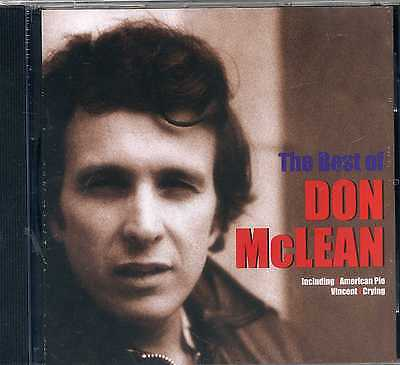 The Best Of Don McLean New Sealed CD