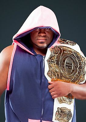 Keith Lee 04 (Wrestling) Photo Prints And Mugs
