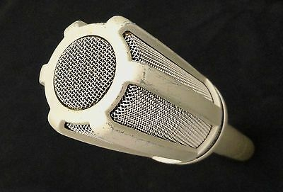 Vintage 1980's Shure SM-59 dynamic cardioid microphone Retro Cool Design Works