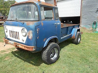 1959 Jeep Other  1959 JEEP FC-170 4x4 CAB-OVER