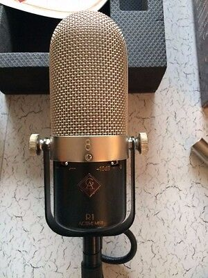 Golden Age Project R1 MK III Active Ribbon Microphone