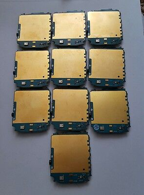 10× very nice gold plated pcbs for gold recovery high yield