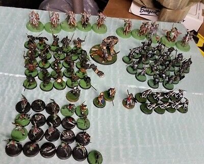 Lord of the rings lot gw orcs goblins Rohan minas tirith troll numenor