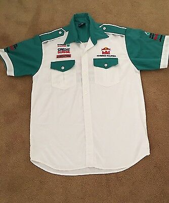 Vintage Red Bull Racing Pit Crew Shirt X-Large XL