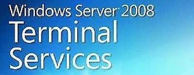 Terminal Services [TS/RDS] - 20 User or Device CALs for Server 2008 [NON-R2]