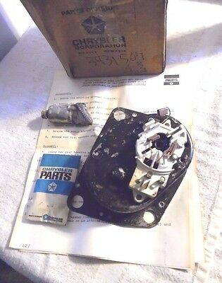 NOS 70 71 72 73 Dodge 2 SPEED WIPER MOTOR PARK SWITCH HOUSING DODGE PLYMOUTH