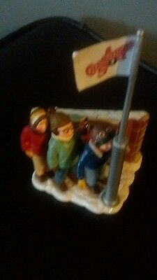 Carlton Cards 2006 Triple Dog Dare Ornament A Christmas Story Ornament
