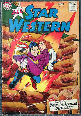 All Star Western #106 - Johnny Thunder! Trigger Twins! Foley of Fighting 5th!