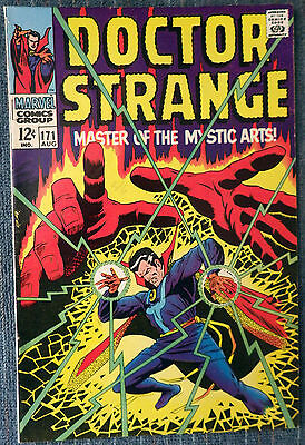 Doctor Strange #171 - Dormammu returns! Clea! Very nice copy!