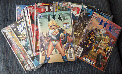 JSA Classified - 34 issues - all High Grade!