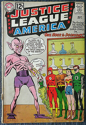 Justice League of America #11 - One Hour to Doomsday!