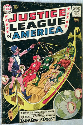 Justice League of America #3 - First Kanjar Ro !