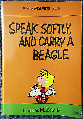 Peanuts #39 - Speak Softly, And Carry a Beagle (Peanuts Parade format!)