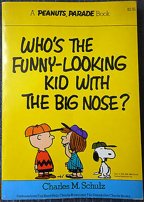 Peanuts Parade #1 - Who's the Funny-Looking Kid! 1st Printing - Great Shape!