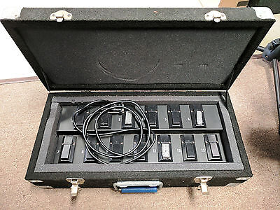 Solton/Ketron FS 13 MIDI Foot Controller, 13 User Programmable Switches, Italy