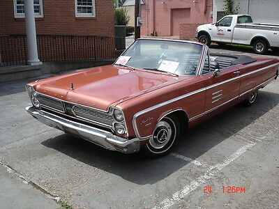 1966 Plymouth Fury Sport Plymouth Sport Fury Converible