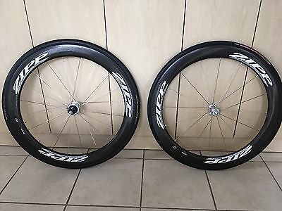 Zipp 404 Wheel Set Clincher 700C 11 Spd Updated