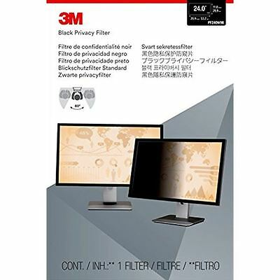 "Privacy Filter Anti-Glare Privacy Filters for 24"" Widescreen Monitor (PF240W9B)"
