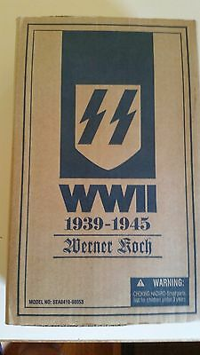 1/6 Werner Koch Wwii German Youth Division-Moscow 1944