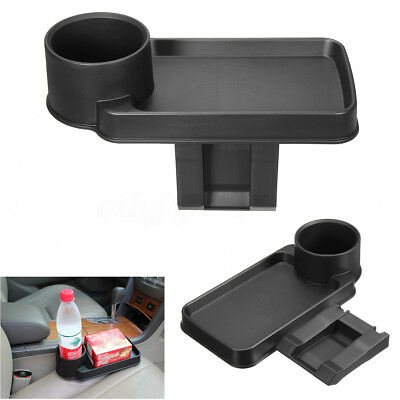 2PCS Universal Car Mobile Storage Drinking Bottle Can Cup Mug Mount Holder Stand