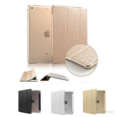 Smart Magnetic Leather Stand Case Cover for iPad 2 3 4 Air Mini Pro 9.7 10.5 UK