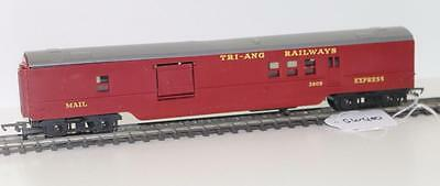Triang OO 1:76 R.119 Transcontinental Mail Coach FNQHobbys SW400