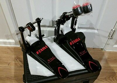 TAMA Drum Twin Pedal HP300TWBK  Limited Edition Discontinued