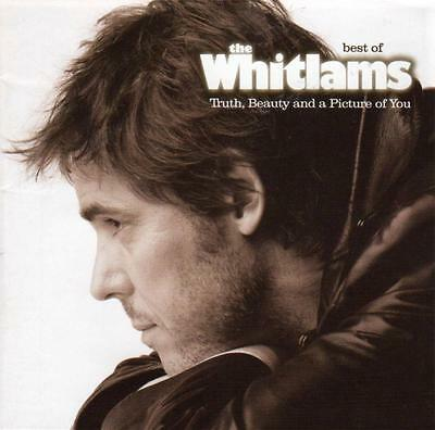 THE WHITLAMS Truth Beauty And A Picture Of You CD - Greatest Hits